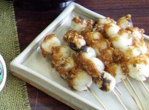 味噌団子1
